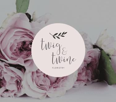 Branding: Twig & Twine Floristry